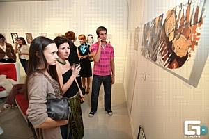«Кубань-Вино» поддержало конкурс «Журнальная живопись» в Краснодаре