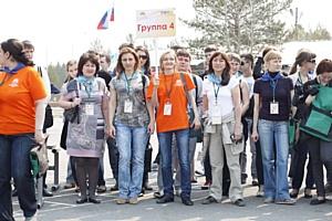 По итогам Второго Слета молодых предпринимателей Югры
