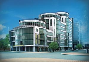 В Екатеринбурге появится первый интеллектуальный бизнес-центр
