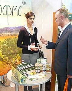 Компания Эльфарма приняла участие в выставке INTERCHARM Professional 2010