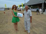 Победителю турнира тракторной техники в Ставропольском крае теперь будет помогать  ГЛОНАСС
