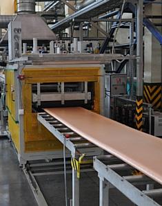 ТехноНИКОЛЬ: запуск новой линии по производству экструзионного пенополистирола