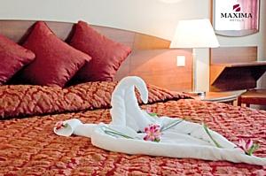 "Отель Максима Панорама завоевал титул ""Top Rated Hotel 2010""."