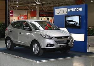 Автоцентр «ДАКАР»: презентация новой модели Hyundai ix35