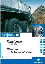 Новый каталог сцеплений SACHS для грузовых автомобилей