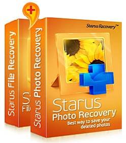 """��� � """"����������"""" ���������� ��� ������� �� Starus Recovery!"""