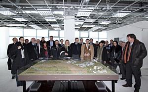 Особая экономическая зона в Санкт-Петербурге представлена делегации из Баварии