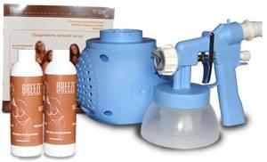 Система Breeze Home для домашнего моментального загара