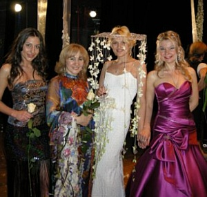 �������� ����� ��������� � ����� � ��������  ��������������� ������ Wedding Party �Fashion Night�