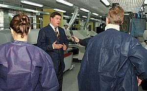 На Урале открылось производство уровня крупнейших европейских производителей медицинской техники