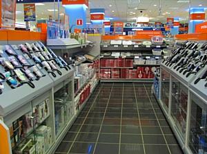 Группа компаний «Витрина» оснастила очередной магазин сети  «Берингов»