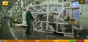 Агентство Nectarin представляет виртуальный тур по заводу Lipton