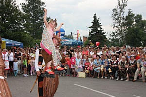 «Крафт Фудс Рус», администрация г. Покрова и жители города отметили День шоколада