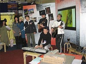 Выставка «Арт. Театр. Музей 2010»