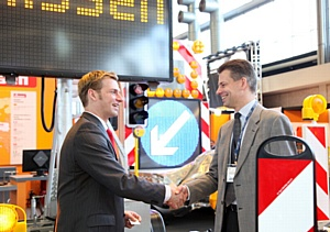 ��������� �� �������� Intertraffic Amsterdam 2012