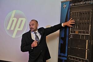 В Украину прибыл сервер НР Superdome 2 – высоконадежное оборудование для критически важных приложений