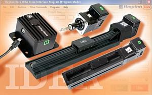 АВИТОН: Улучшенная версия программируемого контроллера IDEA Drive с интерфейсом RS-485 от Haydon Kerk