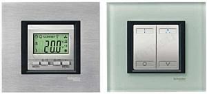 Компания Schneider Electric выпустила KNX-устройства в дизайне Unica
