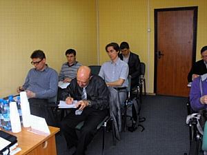 Состоялось первое расширенное заседание Комитета по поддержке и развитию малого и среднего предпринимательства НП «Проект»