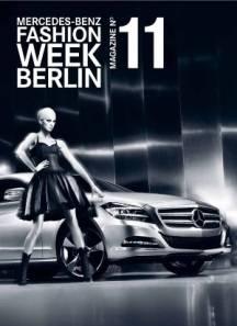 ������� ���� � ��������� ���������� �� Mercedes-Benz Fashion Week Berlin 2011