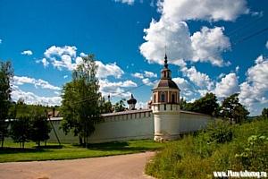 Подготовка к 900-летию Свято-Успенского Старицкого монастыря
