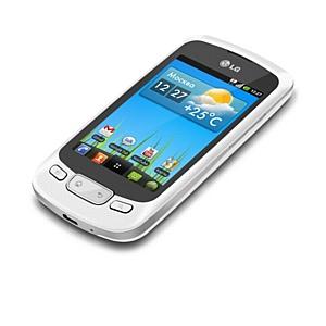 LG �������� ������������ ������� �� LG Optimus One P500