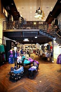 Новая концепция дизайна магазинов MEXX - METROPOLITAN  CASUAL