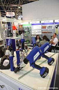 Компания «ЮНИТ МАРК ПРО» приняла участие в выставке «Электро-2011»