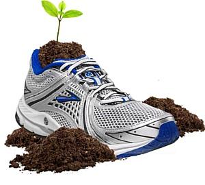 Био-обувь Brooks. Технология ДНК  в кроссовках