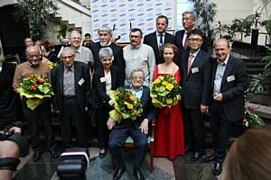 Samsung представила лауреатов литературной премии  «Ясная поляна» за 2011 год