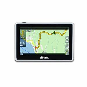 Новые GPS навигаторы от компании Ritmix поступили в продажу