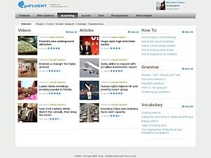 Международная компания goFLUENT представляет уникальную платформу для дистанционного обучения английскому языку