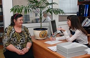 В Центре обслуживания клиентов филиала ОАО «МРСК Центра» — «Тамбовэнерго» четырехтысячный клиент