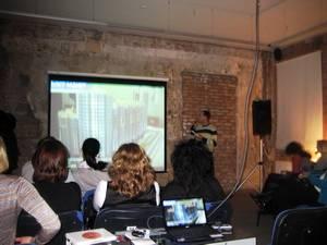 Презентация «Бэст макет» на Печа Куча Night