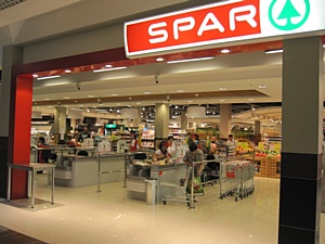 ������������ ��� 5 ����� ������������� SPAR Moscow Holding