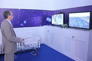 Сотворение «МИРА» – разработчики EligoVision представили дополненную версию виртуального «Острова ГЛОНАСС»