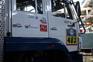 «КАМАЗ - мастер» и WatchGuard Technologies – вместе к победе!