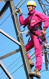 Специалисты группы компаний «Тетрасвязь» освоили технологии промышленного альпинизма для высотных работ на телеком-объектах