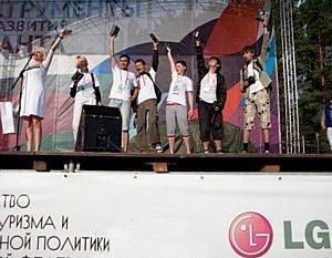 """Квест LG Optimus 2X. """"Скорость 2Х"""" на Селигере"""