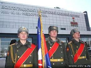 Здание первого кадетского корпуса в ЮФО «достойно исторической славы Сталинграда»
