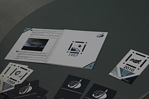 Национальная выставка «Год России во Франции», Париж, 11-15 июня 2010 г. Интерактивный проект на системе дополненной реальности «живые 3D метки» EligoVision