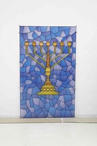 Синагога в Малаховке обрела уникальные витражи от Kaleva