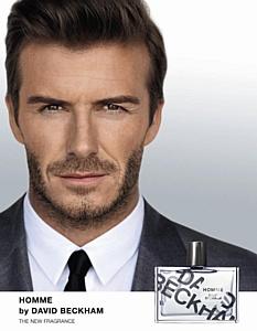 ����� ������ Homme David Beckham