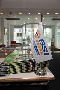 Компания BSI Group отметила лучшие агентства по продажам туристических программ в Великобританию в стенах британского посольства в г.Москве 8 июля 2010 года по итогам месяца «Великобритания»