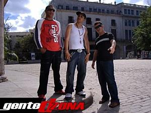 Gente De Zona - Сенсация! В первые в Майами