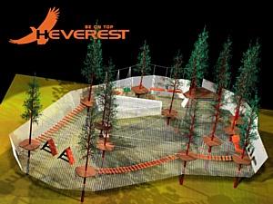 Парк приключений от Heverest.ru - Adventure your life