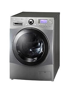 Стирай больше с новой стиральной машиной LG c загрузкой 11 кг