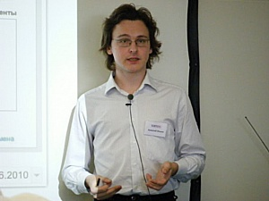 Первый мастер-класс по Google Analytics от агентства iConText