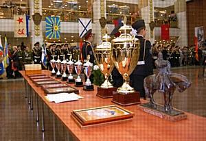 Генеральный директор НП СРО «Центрстройэкспертиза-статус» Валентина Мазалова приняла участие в церемонии награждения молодых патриотов