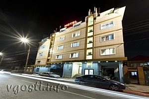 Открылся новый современный отель «АУРЕЛИУ» в центре Краснодара